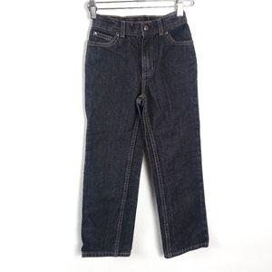 SONOMA Black Jeans Cotton Full Length Boys Pants 7